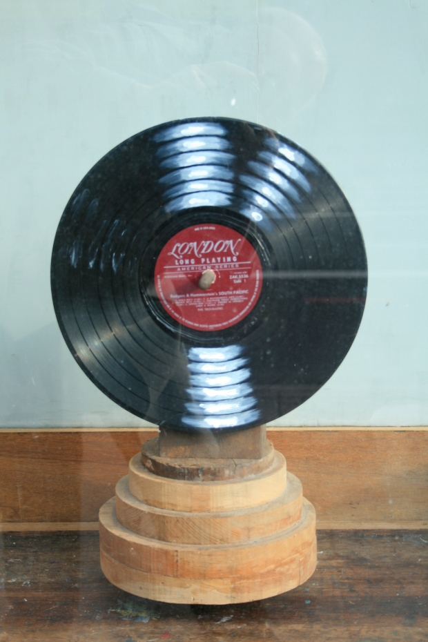 painted record